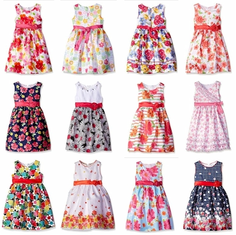 b1b1cc3d6d American Princess Dresses for toddlers, little girls and big girls for  $13.49 on Amazon