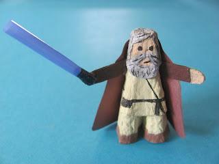 Obi Wan Kenobi craft