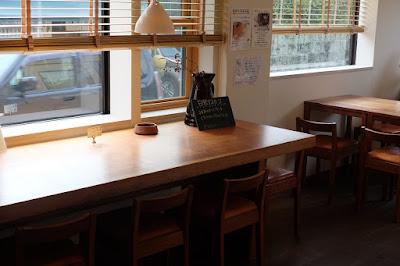 RAKU CAFE AND GALLERY(ラク カフェ)内装・インテリア