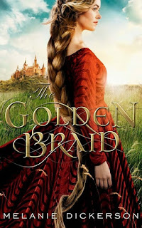 The Artist Librarian reviews The Golden Braid by Melanie Dickerson