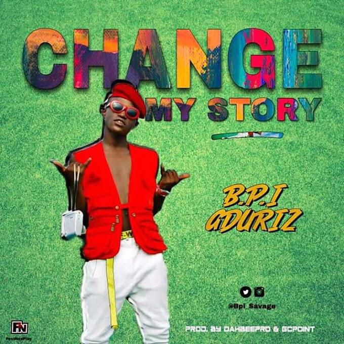 BPI ADURIZ – CHANGE MY STORY