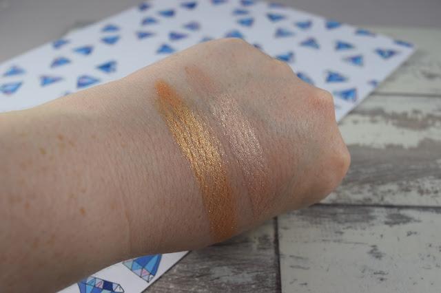Sleek MakeUP Strobing Souffle Swatches