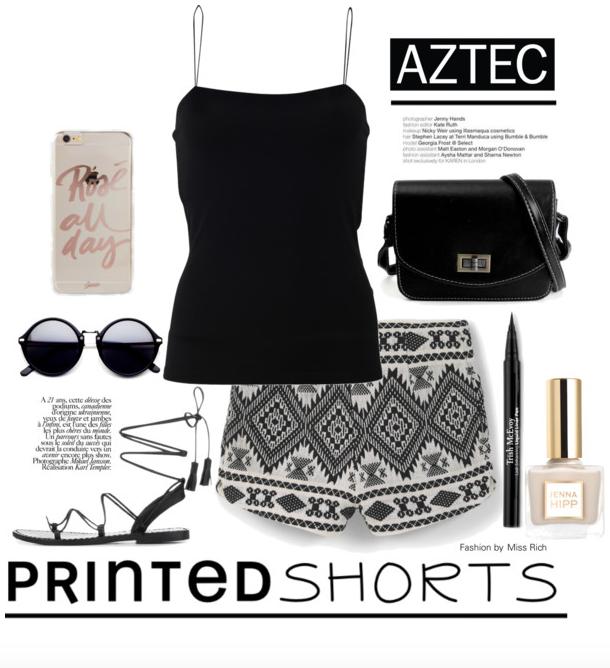 wear-printed-shorts