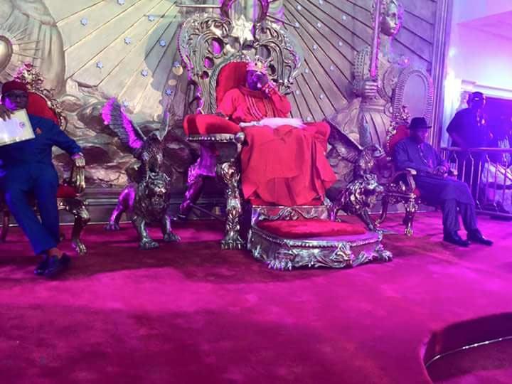 GEJ, Okowa, others present as Gbaramatu Kingdom gets new Pere of Oporoza