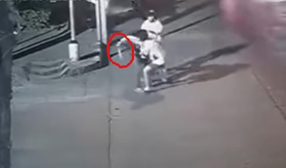 Ограбления в Таиланде ножом