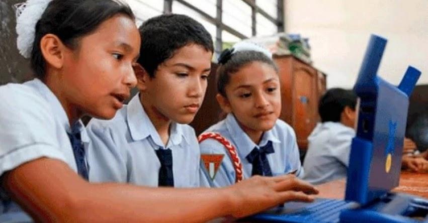 Gobierno Regional de Lambayeque solicitó al MINEDU entrega de 24 mil tablets