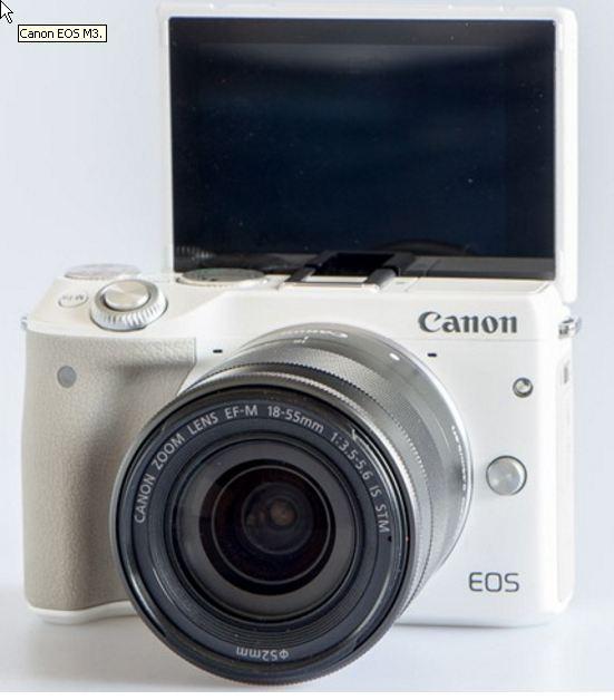 Harga dan Spesifikasi Canon EOS M3  ca0d2c8e7a