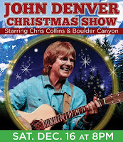 John Denver Christmas Show  Saturday, December 16