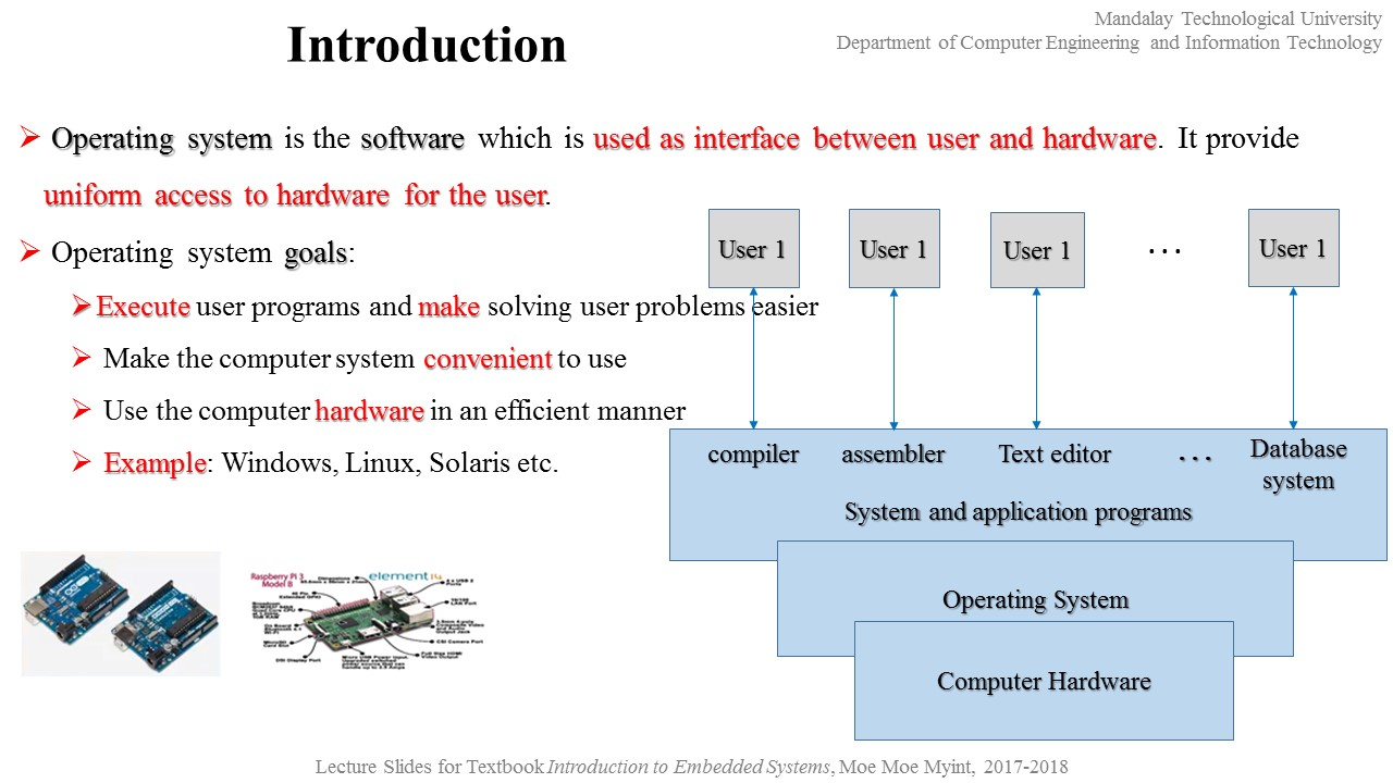 ... Array - dr moe moe myint embedded system ii 1st portion chapter 10 real  rh drmoemoemyint