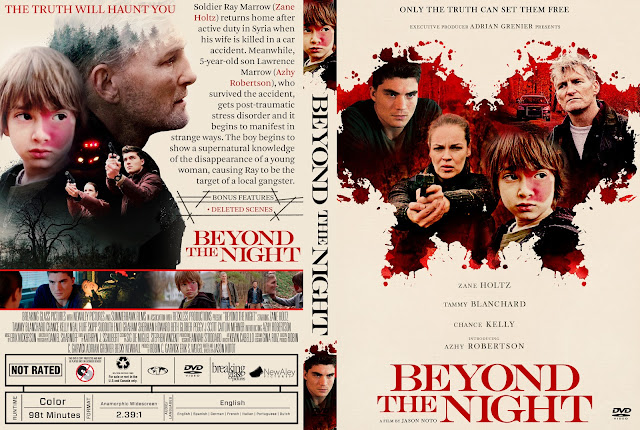 Beyond the Night DVD Cover