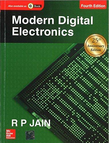 Modern Digital Electronics Fourth Edition by R P Jain