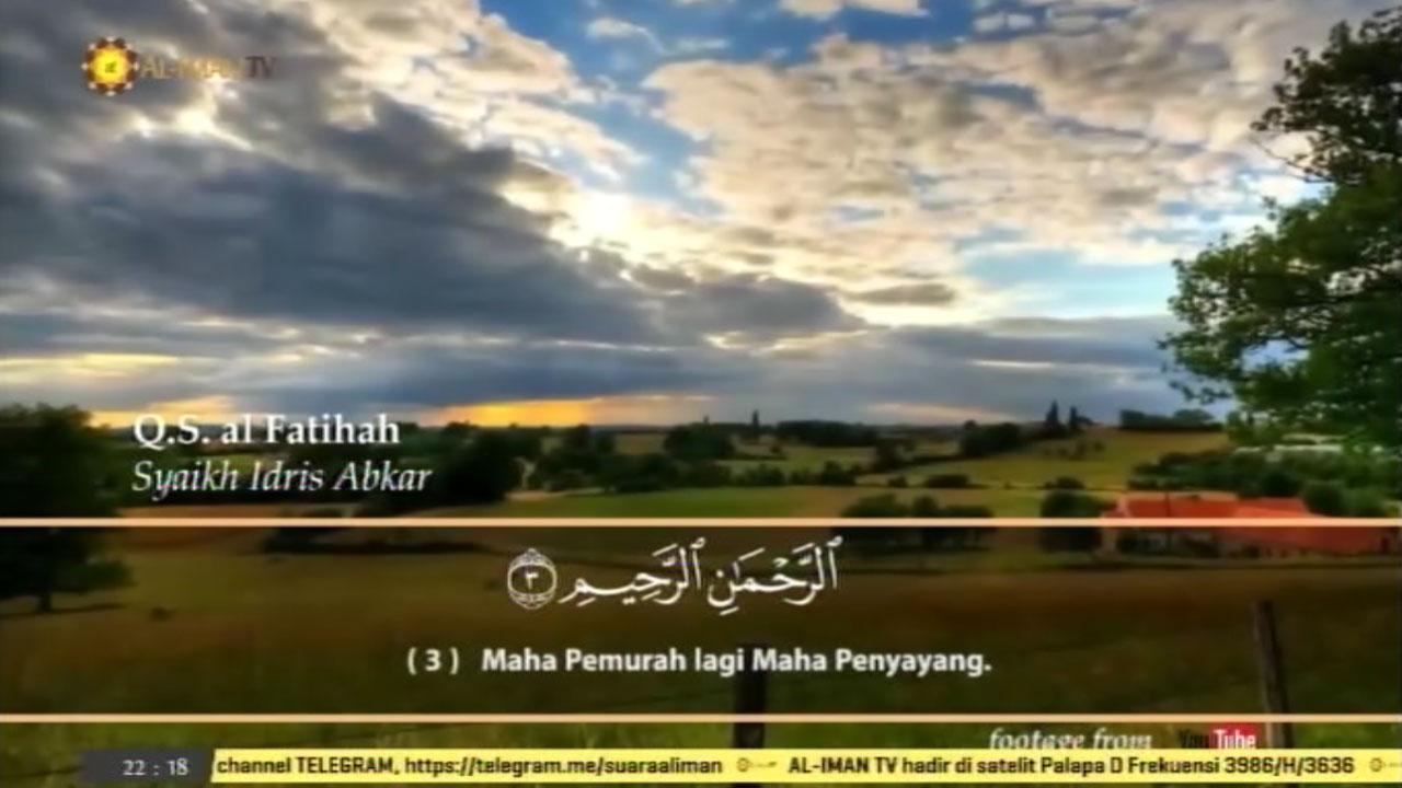 Frekuensi siaran Al Iman TV di satelit Palapa D Terbaru