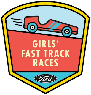 Ford is Empowering Young Minds with the Girl Scout Fast Track Races Program