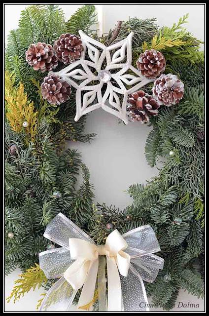 Świąteczny wianek /  Christmas Wreath