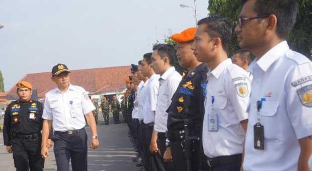 Kepala PT KAI Daop 3 Cirebon Cek Kesiapan Personil