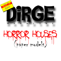 Free GM Resource: Paper Horror Houses (and a link to some other cool paper models)