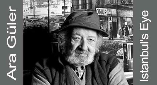 """En el mundo del fotoperiodismo, Ara Guler ha sido conocido como el """"Ojo de Estambul"""""""