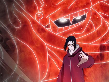 Madara Susanoo Wallpaper Hd 6 Karakter Dengan Jutsu Susanoo Terkuat Di Film Naruto