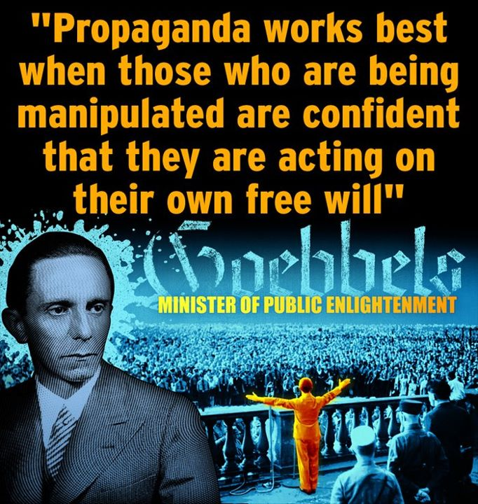 tricks of propaganda D20