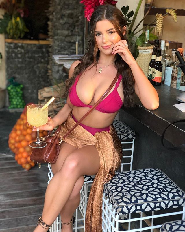 demi rose instagram photo
