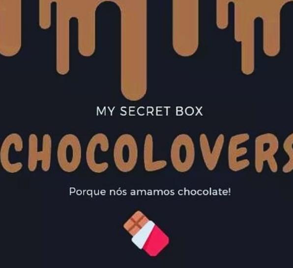 Caixinha de Assinatura Mensal My Secret Box