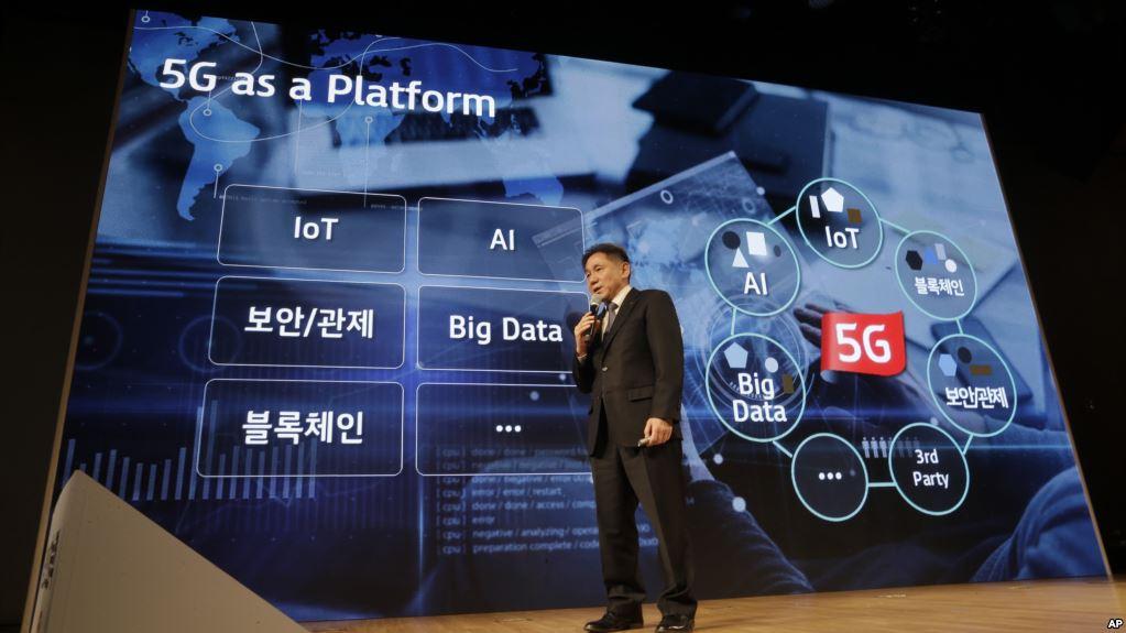 Korea Selatan Resmi Luncurkan Layanan 5G