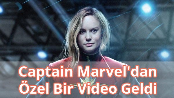 Captain Marvel Video İzle