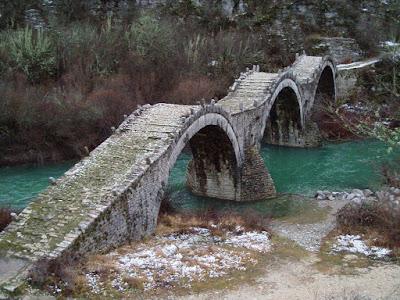 Ελληνικός Ορειβατικός Σύλλογος Ηγουμενίτσας - Δίασχυση παραδοσιακών γεφυρίων του Ζαγορίου