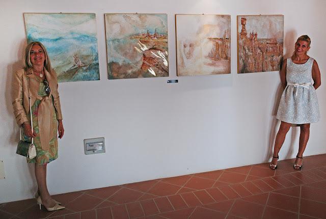 Michela Meloni e Veronica Severi