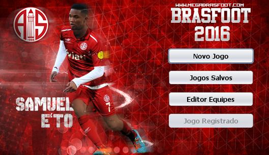 Skin Samuel Eto'o para Brasfoot 2016