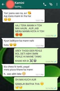 60+ Funny Whatsapp Chat Screenshots In Hindi - Kuch Khas Tech