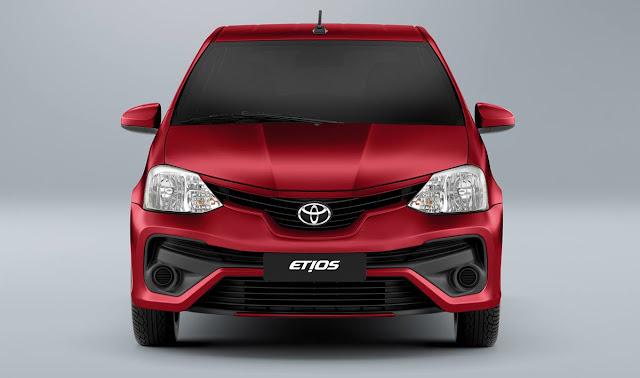Toyota Etios 2017 Automático Ready