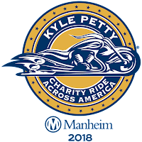 Kyle Petty Charity Ride Across America' (KPCR).