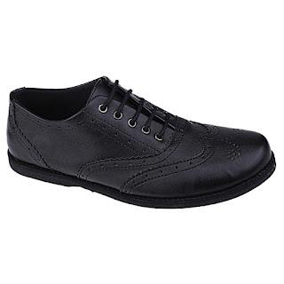 Sepatu Kerja Pria Branded Original Model Bertali  SL 010