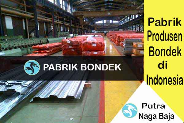 Pabrik Bondek dan Jual Bondek