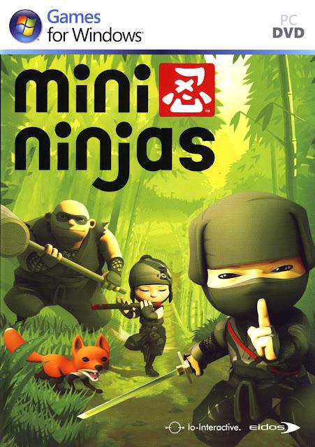 167178 Mini Ninjas Windows Front Cover, Pantip Download