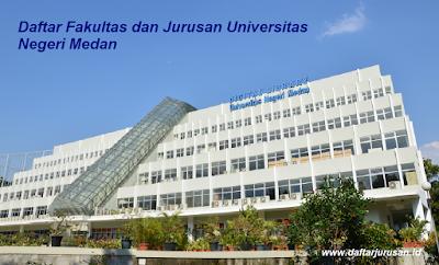 Daftar Fakultas dan Jurusan Universitas Negeri Medan