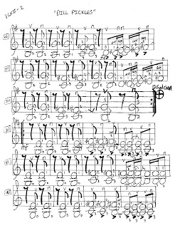 Miss Jacobson's Music: DILL PICKLES MUSIC WORKSHEETS