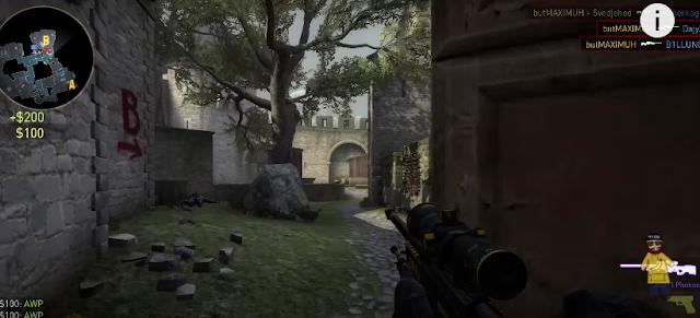 Counter Strike Global Offensive podría traer un modo battle royale