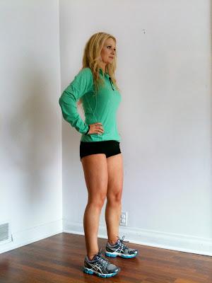Bikini Body Mommy | How to squat with Briana Christine