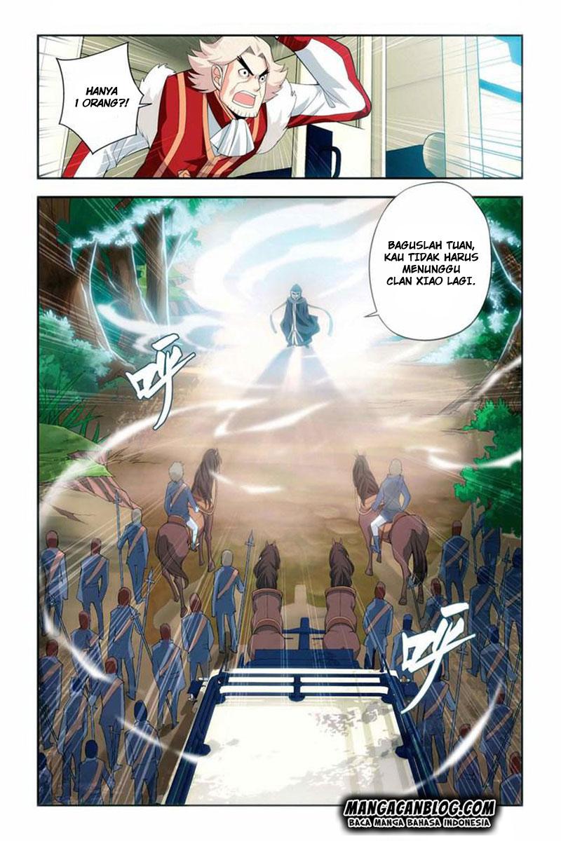 Battle Through Heaven Chapter 18-15