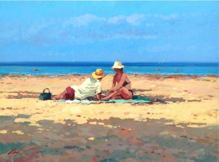 Итальянский художник. Agostino Veroni