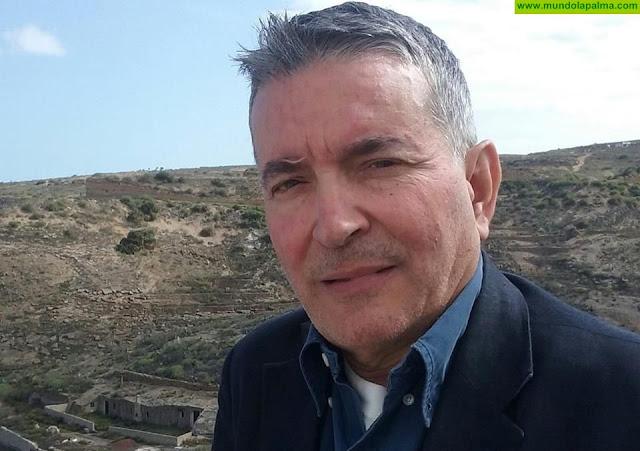 Antonio Concepción candidato de Nueva Canarias a la alcaldía de Breña Baja