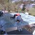 Pekerjaan Canopy Kaca