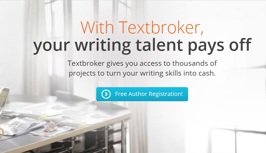 How to earn money as a content writer using Textbroker - How2Go ...