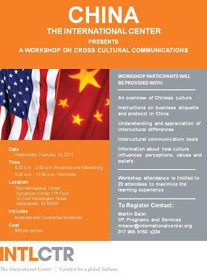 China Workshop International Center