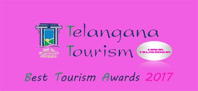 Telangana has been awarded Best Tourism Awards 2017
