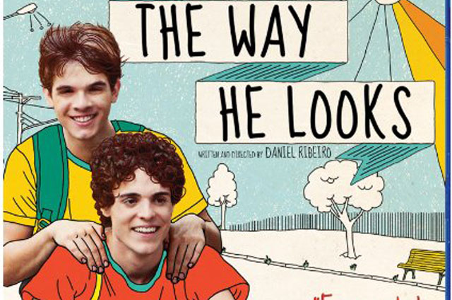The Way He Looks Bluray Full HD
