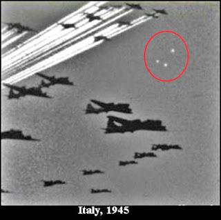 Os aviões fantasmas da guerra