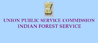 UPSC INDIAN FOREST SERVICE EXAMINATION, 2016